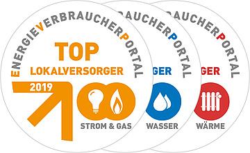 Frankfurter Energiedienstleister Mainova erneut 'Top-Lokalversorger'