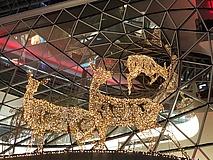 Wo leuchtet Frankfurt am Weihnachtlichsten?
