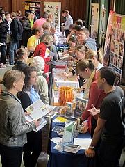 Youth Education Fair at the Wöhler School