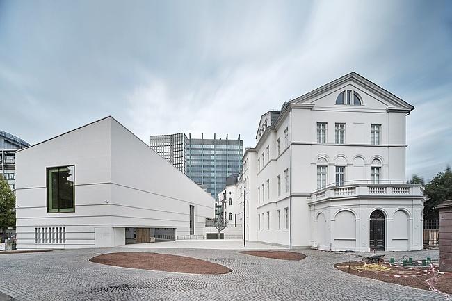 Jewish Museum Frankfurt celebrates opening