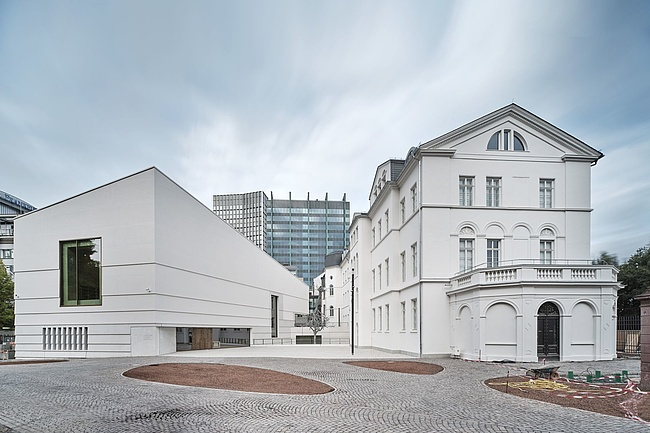 Jewish Museum Frankfurt celebrates reopening after several years of reconstruction