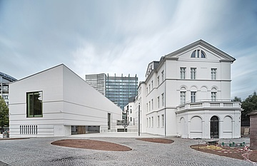 Jewish Museum Frankfurt celebrates reopening after several years of renovation