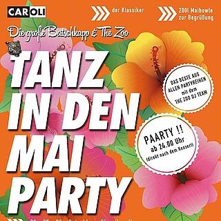 Tanz in den Mai Party