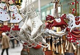 Weihnachtsmarkt in Nied