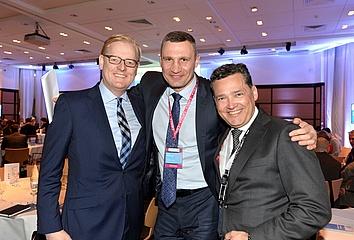 Erfolgreicher Auftakt für Frankfurt auf der MIPIM 2019 in Cannes