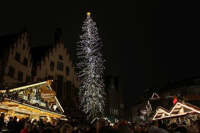Frankfurt Christmas Market is cancelled!