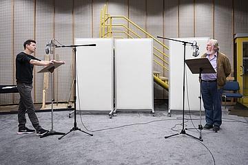Neuer ARD-Radio-Tatort vom Frankfurter Autor Martin Mosebach