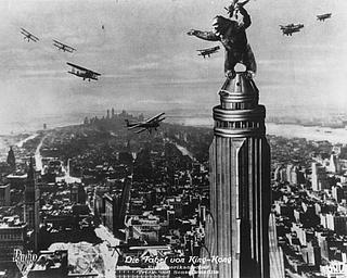 King Kong: Film mit Live-Musik