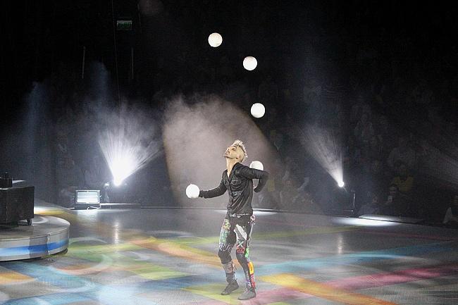 Flic Flac begeistert Frankfurt mit Jubiläums-Show PUNXXX