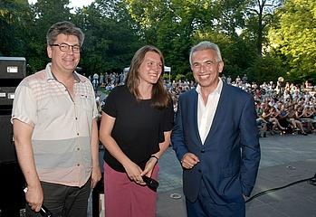 Oberbürgermeister Feldmann eröffnet 2019er Ausgabe von SUMMER IN THE CITY