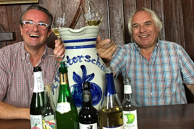 CiderWorld 2020 – Die Frankfurter Apfelweinmesse geht online