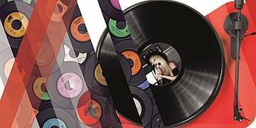 Neue Reihe für Vinyl-Liebhaber im DERAG Living Hotel