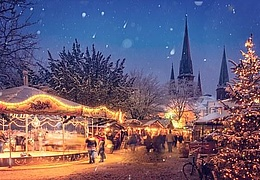 Christkindl-Markt in Bad Nauheim