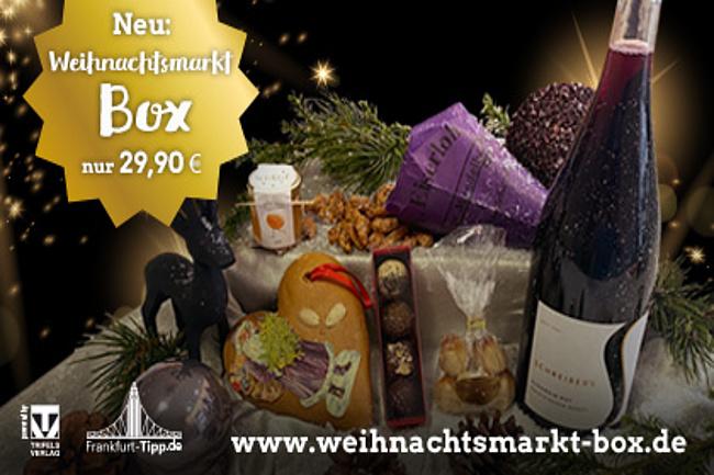 Die Weihnachtsmarkt Box