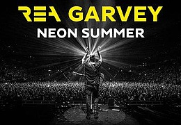 Rea Garvey / Summer in the City Mainz 2019