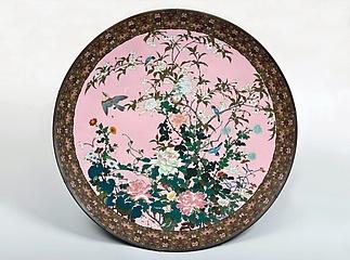 Kostbare Schenkung: Das Museum Angewandte Kunst erhält rund 300 japanische Cloisonné-Arbeiten