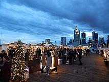 CityXmas 2019 - Der höchste Weihnachtsmarkt Frankfurts ist eröffnet