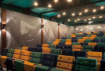 BACK TO CINEMA - Frankfurt cinemas open again