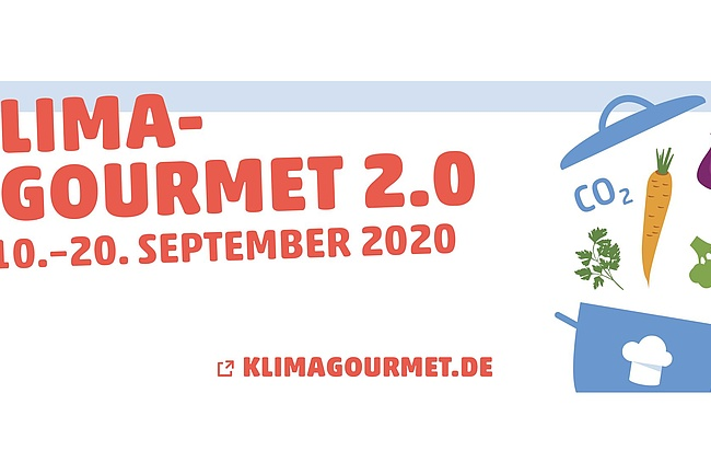 Klimargourmet 2.0: Digital actions for sustainable enjoyment and climate protection