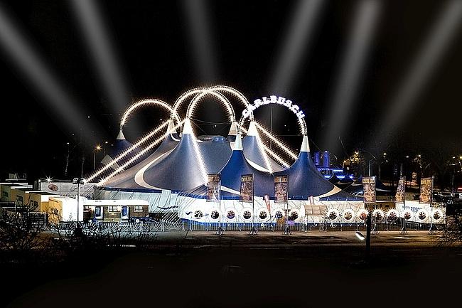 Verwirrung nach Tagesthemen Bericht – Great Christmas Circus kommt zurück nach Frankfurt!