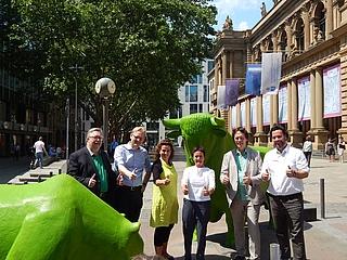 Grüne Soße Tag 2019 – Frankfurt wird grün