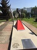 Swing, fun and games - miniature golf on the Nidda