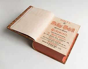 Historisches Museum erwirbt Objekte aus der Frankfurter Druckerdynastie Egenolff/Luther