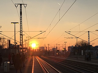 Passenger numbers in Frankfurt public transport increased significantly again