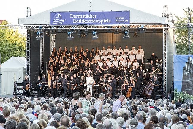 Darmstädter Residenzfestspiele 2019