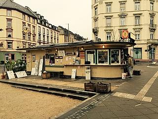 Frankfurt feiert den 1. Wasserhäuschentag