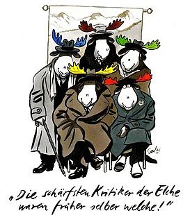 Hans Traxler - Zum Neunzigsten