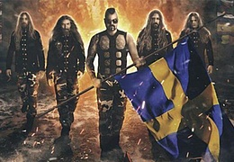 "Sabaton - ""The Great Tour"""