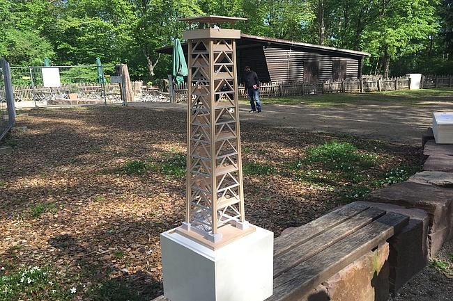 Magistrat stellt Weichen für Goetheturm-Wiederaufbau