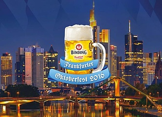 Frankfurter Oktoberfest, from 15 September to 9 October