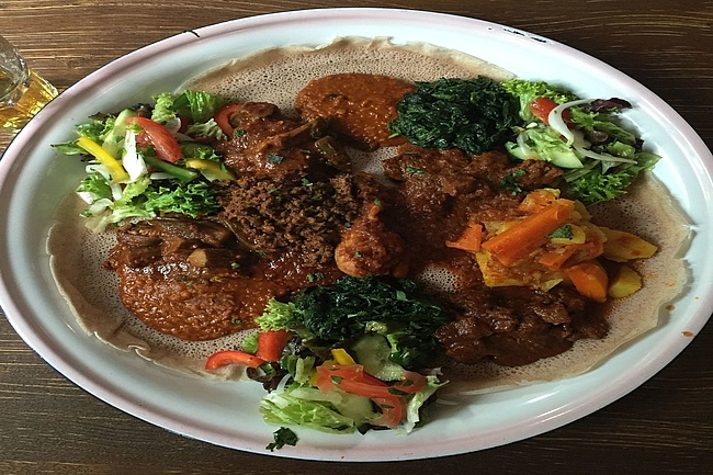 Afrikanische Restaurants in Frankfurt & Rhein-Main