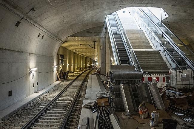 Neue S-Bahn-Station Gateway Gardens und zahlreiche Änderungen im RMV Fahrplan 2020