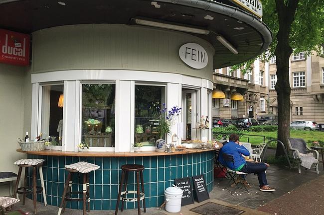 Die schönsten Wasserhäuschen in Frankfurt