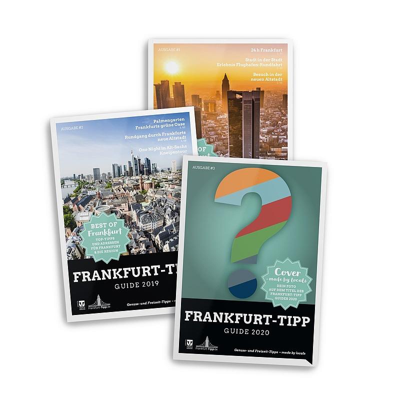 Euer Bild Auf Dem Cover Des FRANKFURT TIPP GUIDE 2020