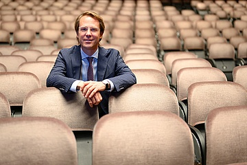 Markus Fein becomes artistic director and managing director of the Alte Oper Frankfurt