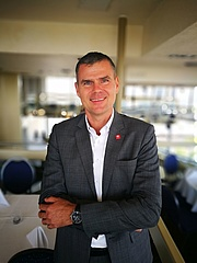 Ingo Domaschke is new Cluster General Manager of Leonardo Hotels in Frankfurt
