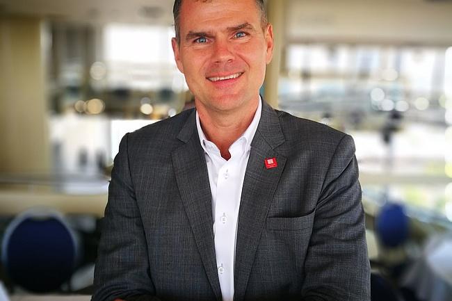 Ingo Domaschke ist neuer Cluster General Manager der Leonardo Hotels in Frankfurt