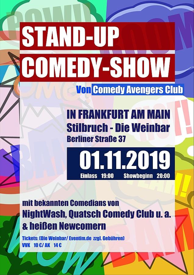 Comedy Frankfurt 2021