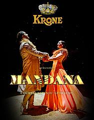 Circus Krone präsentiert: Mandana – Circuskunst neu geträumt