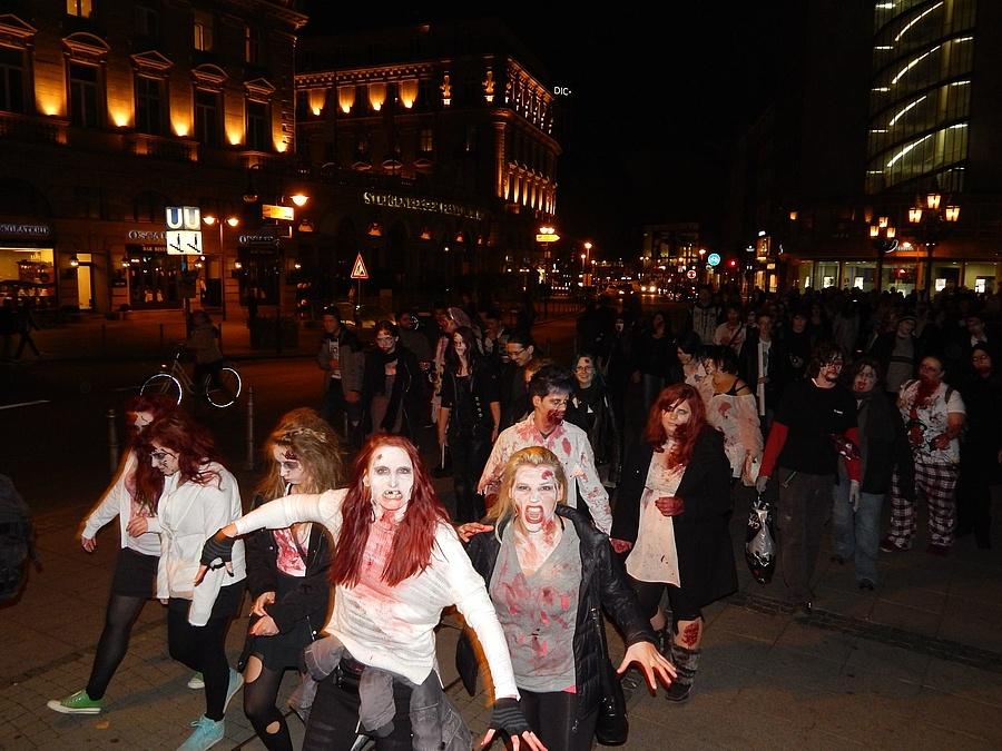 Frankfurt Halloween
