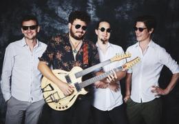 Kultur im Sommer: Jazzcafé mit Max Clouth Clan