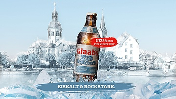 Glaabsbräu donates two winterly brewing specialties for the cold season