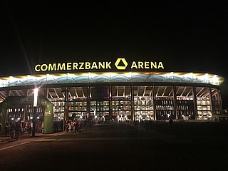 Agreement reached with city on future use of Commerzbank-Arena