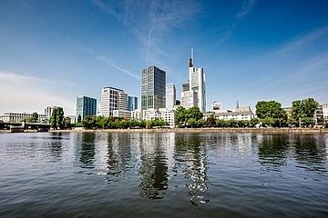 30 Years of City Twinning between Frankfurt and Toronto