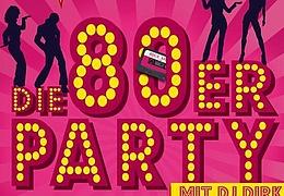 Die 80er-Party