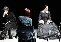 Clara und Robert Schumann, Paartherapie!